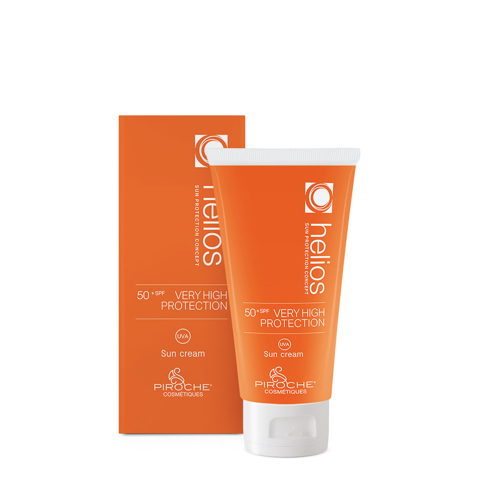 Helios 50 sun cream 50ml