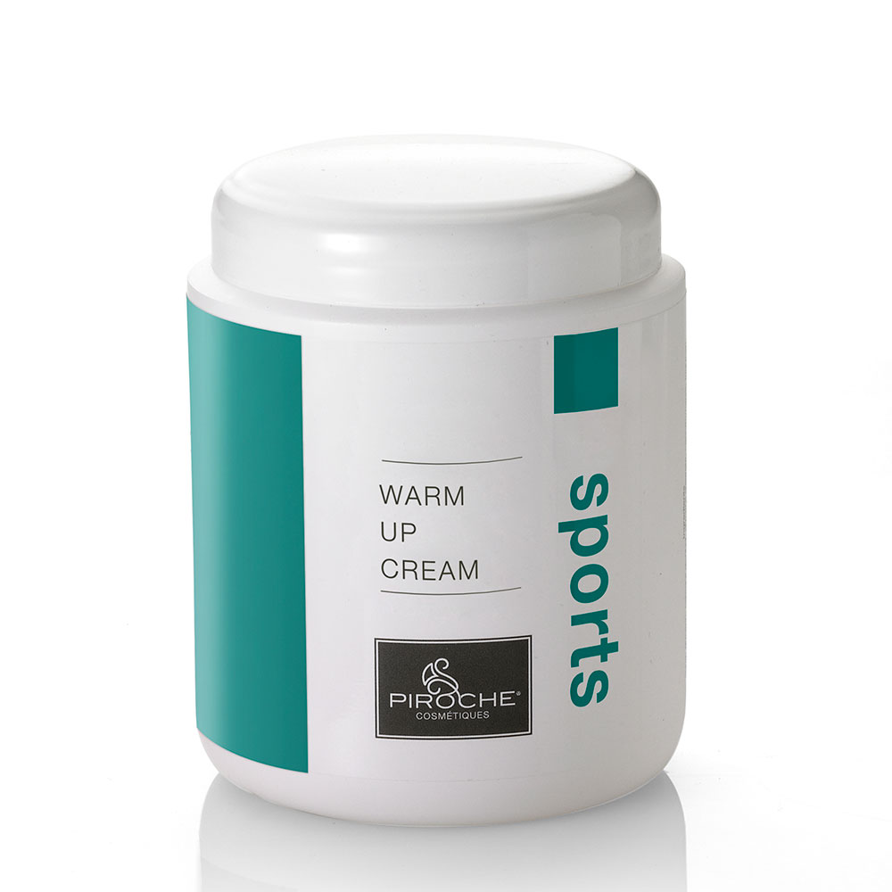 Body care warm up cream